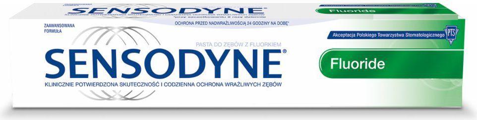 Sensodyne FLUORIDE 20ML 1