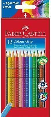 Faber-Castell Kredki GRIP 12 kolorów 2001 KPL 1