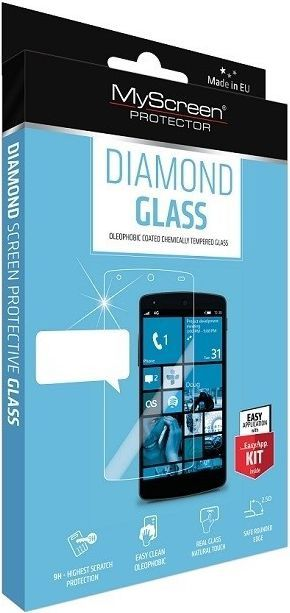 Diamond Szkło Hartowane do Apple iPhone 6S/6 (PROGLASAPIP6D) 1