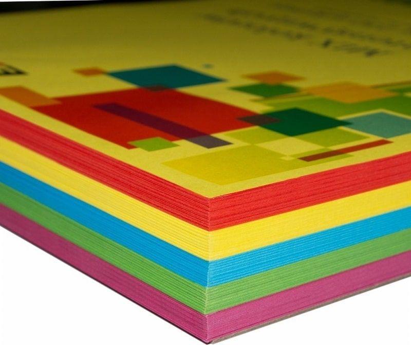 Emerson Papier ksero A4 80g mix kolorów 100 arkuszy 1