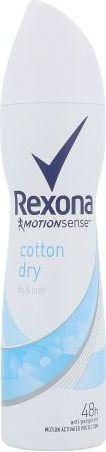 Rexona  Cotton Dry 48h Antyperspirant w sprayu 150ml 1