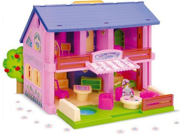 Wader Domek dla lalek Play House (25400) 1