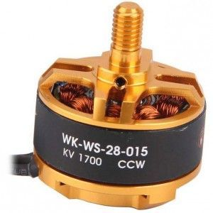 Walkera Silnik bezszczotkowy CCW KV1700 (Furious320(C)-Z-30) 1