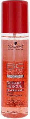 Schwarzkopf BC Bonacure Repair Rescue Reversilane Spray Spray do włosów 200ml 1