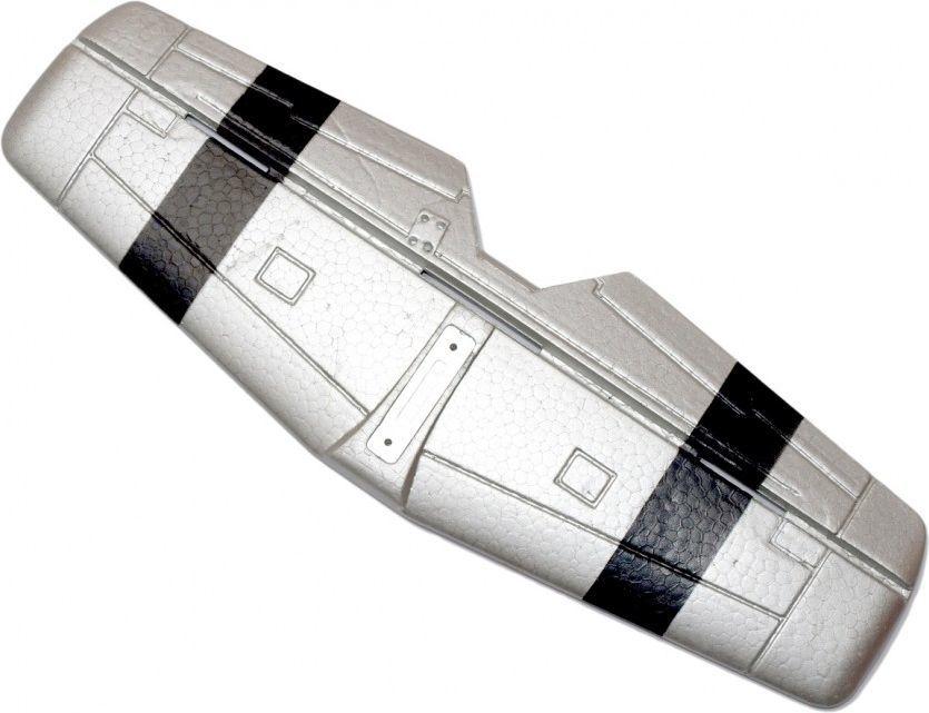 TW Pełne uskrzydlenie ogonowe TW 768-1 Mustang P-51D (bez dekoracji) - TW/V768103 1