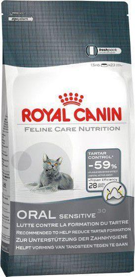 Royal Canin Oral Care karma sucha dla kotów dorosłych, redukująca odkładanie kamienia nazębnego 8 kg 1