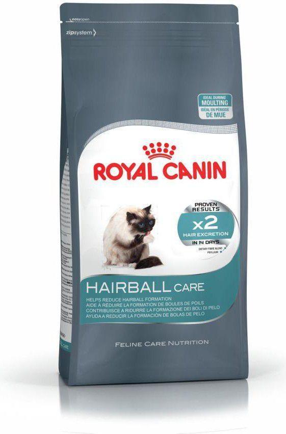 Royal Canin Hairball Care karma sucha dla kotów dorosłych, eliminacja kul włosowych 4 kg 1