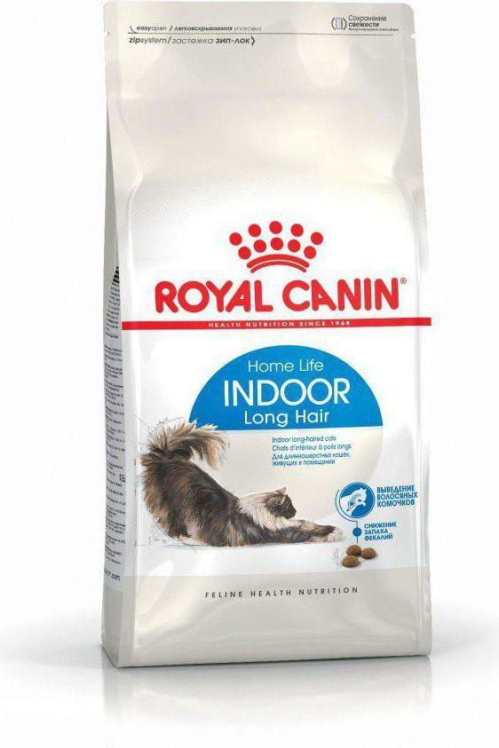 Royal Canin Indoor Long Hair 4 kg 1