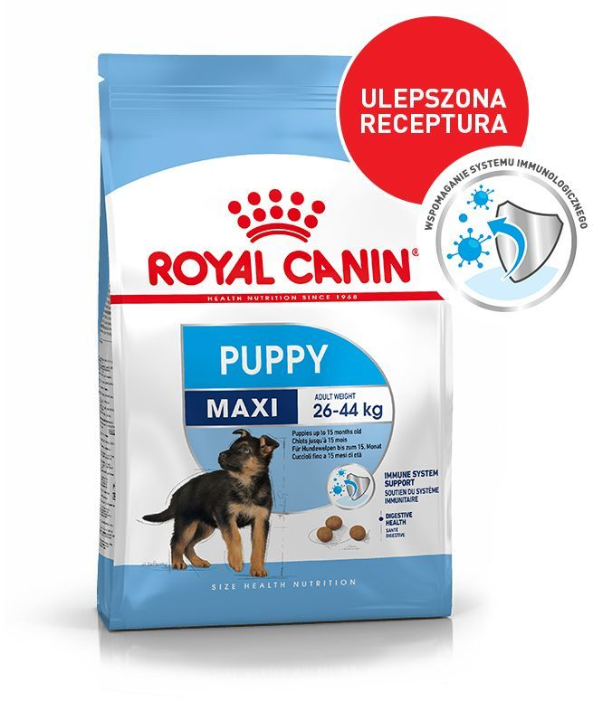 Royal Canin SHN Maxi Puppy BF 15 kg 1