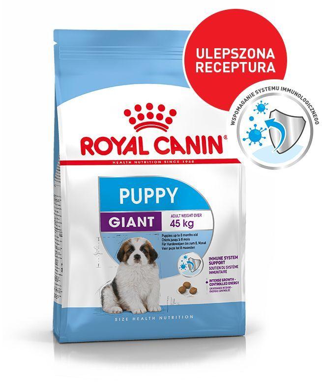 Royal Canin SHN Giant Puppy 15 kg 1