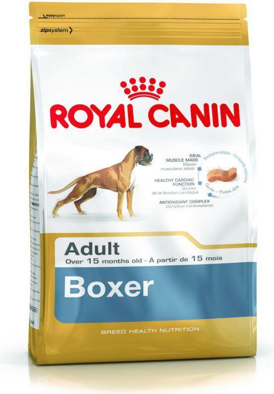 Royal Canin Boxer Adult karma sucha dla psów dorosłych rasy bokser 12 kg 1