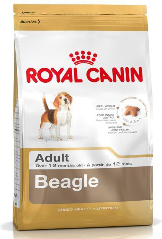 Royal Canin Beagle Adult karma sucha dla psów dorosłych rasy beagle 12kg 1