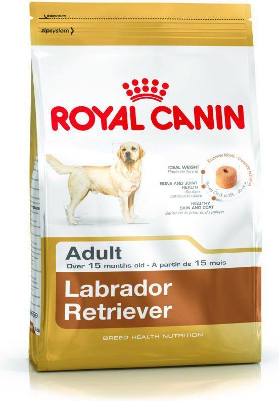 Royal Canin Labrador Retriever Adult karma sucha dla psów dorosłych rasy labrador retriever 12kg 1