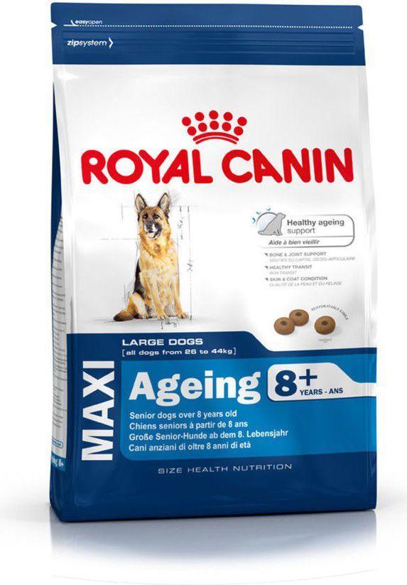 Royal Canin Maxi Ageing 8+ 15 kg 1