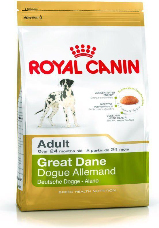 Royal Canin Breed Great Dane Dog niemiecki 12kg 1