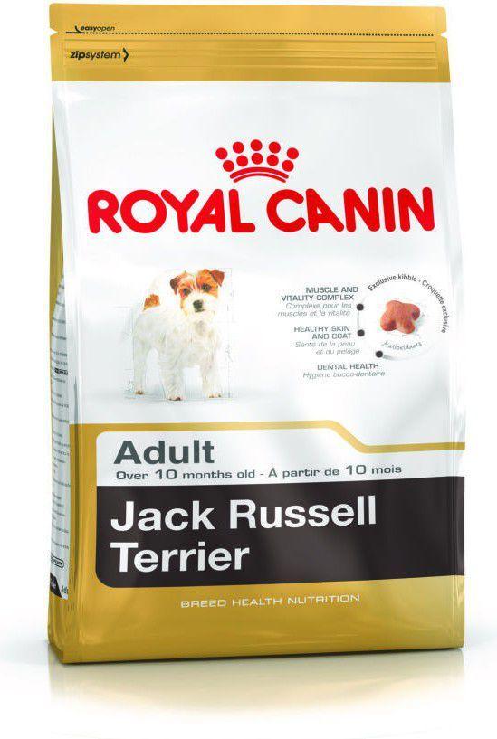 Royal Canin Jack Russell Terrier Adult karma sucha dla psów dorosłych rasy jack russel terrier 7.5kg 1
