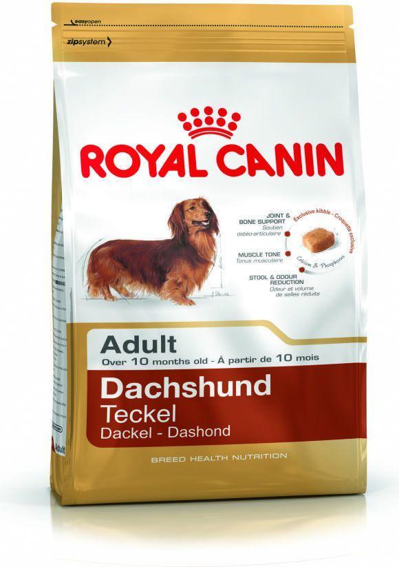 Royal Canin Dachshund karma sucha dla psów dorosłych rasy jamnik 7.5 kg 1