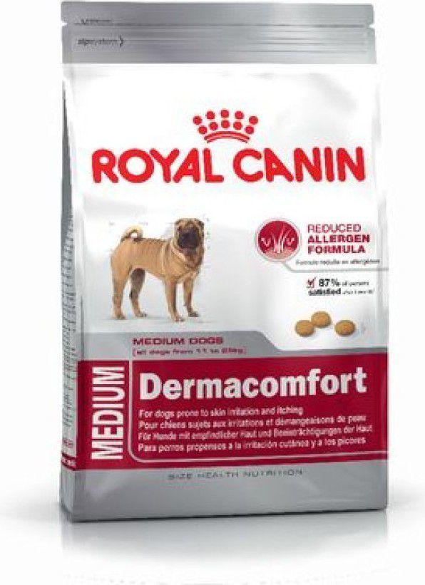 Royal Canin Medium Dermacomfort 10kg 1