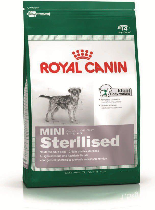Royal Canin SHN Mini Sterilised 8 kg 1