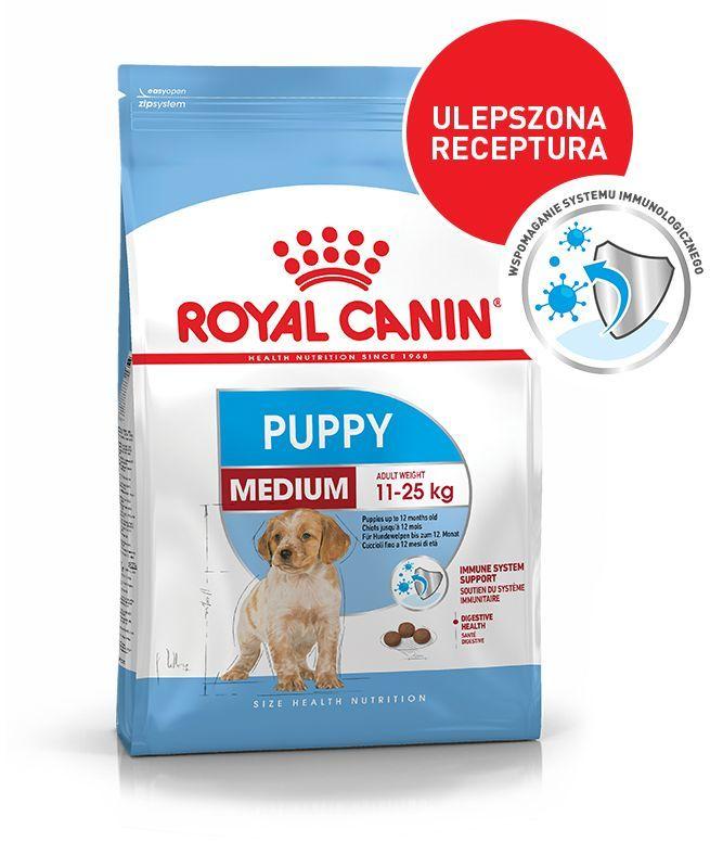 Royal Canin SHN Medium Puppy BF 4 kg 1