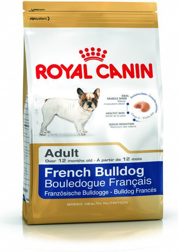 Royal Canin French Bulldog Adult 3 kg 1