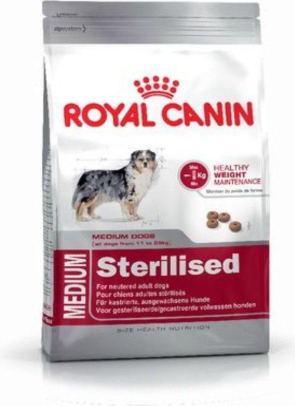 Royal Canin SHN Medium Sterilised Ad 3 kg 1