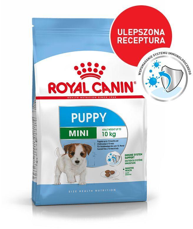 Royal Canin SHN Mini Puppy BF 2 kg 1