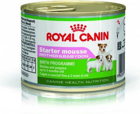 Royal Canin Starter Mousse 195g PUSZKA 1