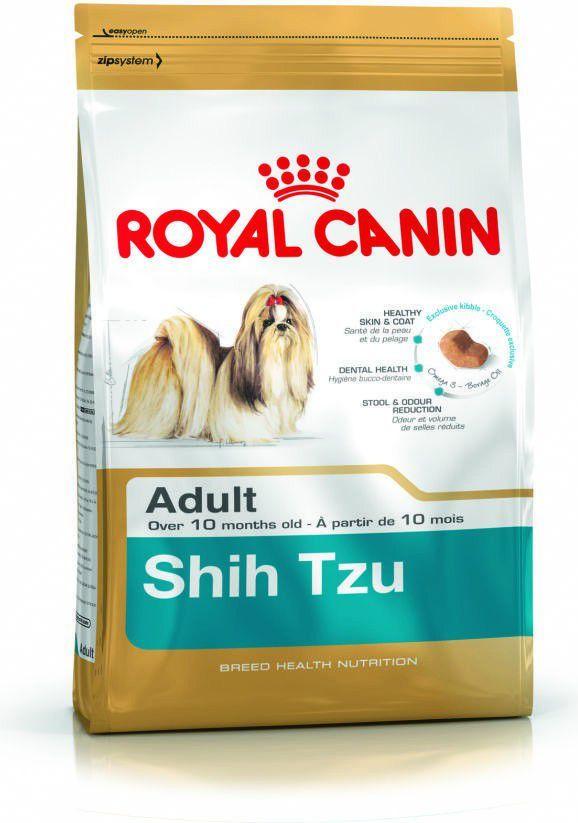 Royal Canin Shih Tzu Adult karma sucha dla psów dorosłych rasy shih tzu 1.5 kg 1