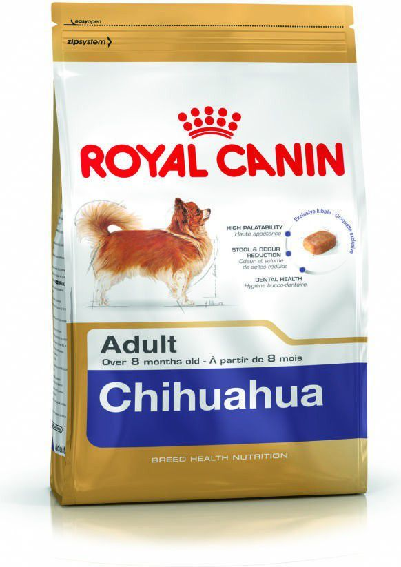 Royal Canin Chihuahua Adult karma sucha dla psów dorosłych rasy chihuahua 0.5 kg 1