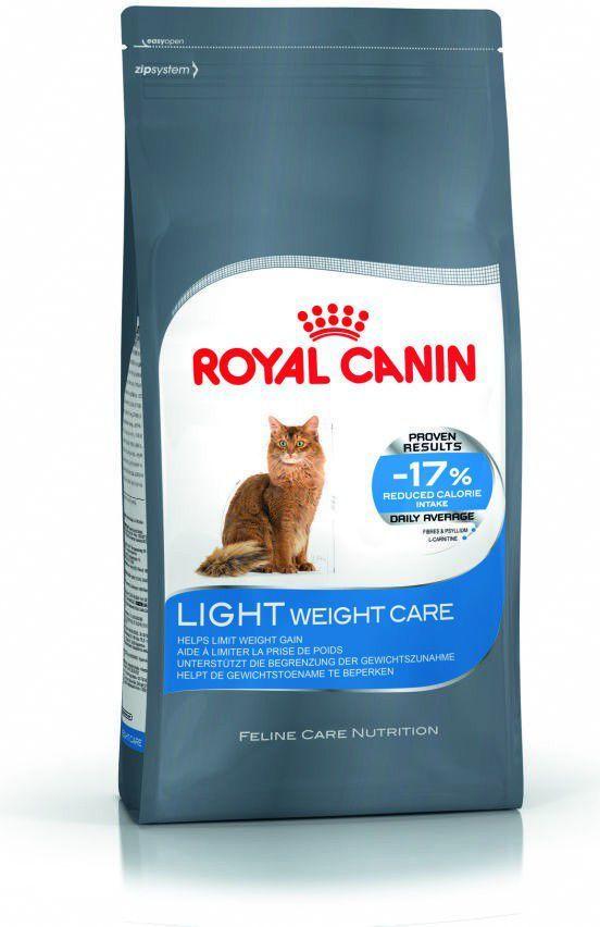 Royal Canin Light Weight Care karma sucha dla kotów dorosłych, utrzymanie prawidłowej masy ciała 0.4 kg 1