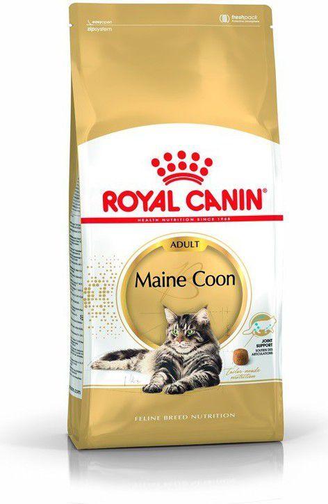 Royal Canin Maine Coon Adult karma sucha dla kotów dorosłych rasy maine coon 0.4kg 1