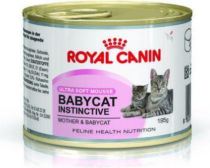 Royal Canin BABYCAT Instinctive 195 g 1