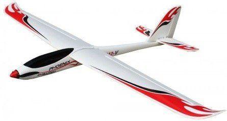 Samolot RC TW 742-5 Phoenix Evolution 6CH 2.4GHz RTF 2w1 (742-5-BL) 1