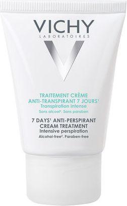Vichy 7 Day Antiperspirant Treatment Cream Kuracja przecie nadmiernemu poceniu 30ml 1