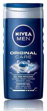 Nivea Men Original Care Żel pod prysznic 250ml 1