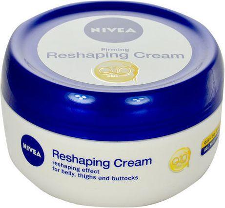 Nivea Q10 Firming Reshaping Cream Antycellulitowy krem do ciała 300ml 1