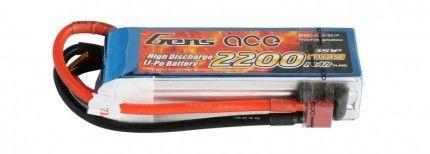 Gens Ace & TATTU 2200mAh 11.1V 45C (B-45C-2200-3S1P) 1