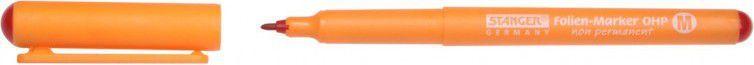 Stanger Marker zmywalny do folii czerwony (710047) 1