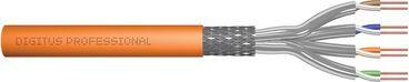 Digitus Przewód instalacyjny S-FTP, Cat7, 500m, pomarańczowy (DK-1743-VH-D-5) 1