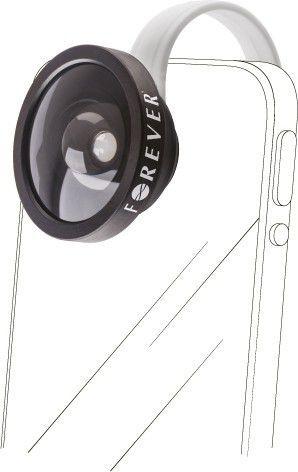 Forever Obiektyw do smartfonów SL-300 wide angle 0,4x 1