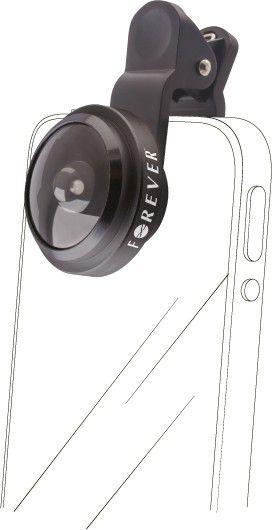 Forever Obiektyw do smartfonów SL-310 fish eye 235° 1