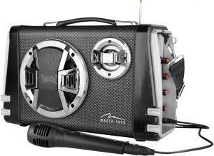 Głośnik Media-Tech KARAOKE BOOMBOX BT (MT3149) 1