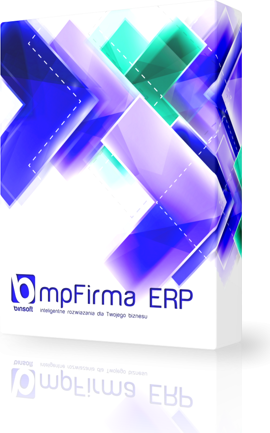 Program BinSoft mpFirma (ERP) 1