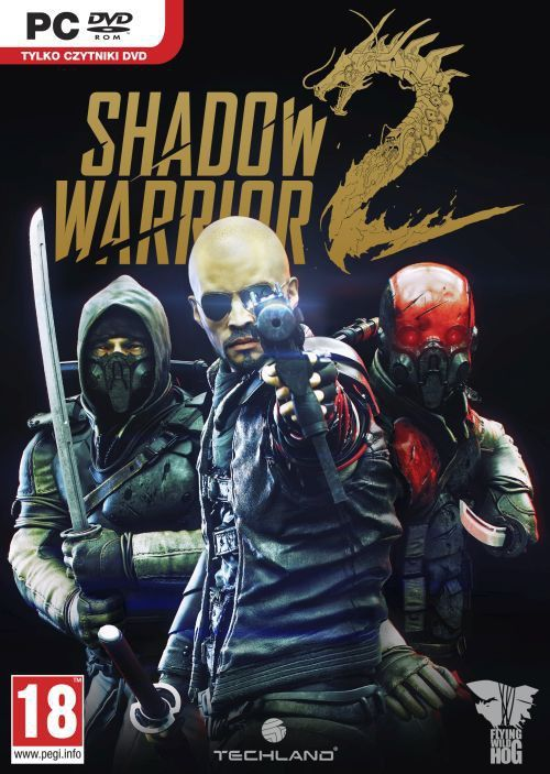 Shadow Warrior 2 Edycja Premium PC 1