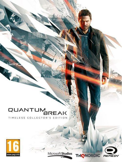 Quantum Break Timless Colletor's Edition PC 1