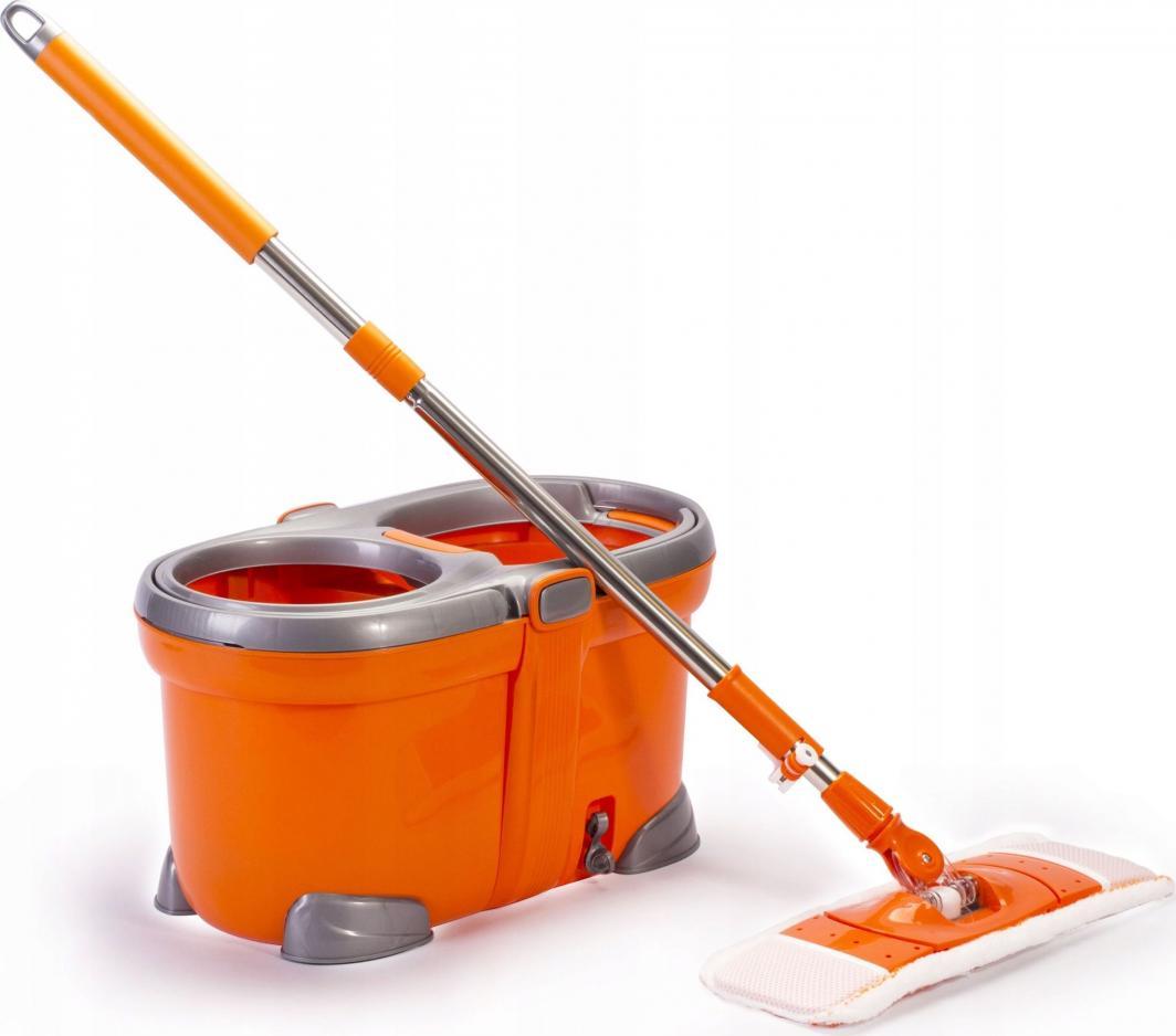 JAN Niezbędny Mop rotacyjny płaski MAXI (8571023876) ID produktu: 975122