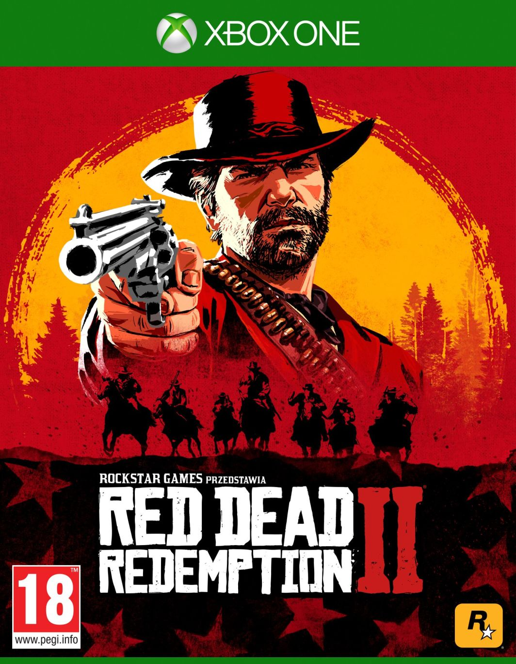 Red Dead Redemption 2 Xbox One 1