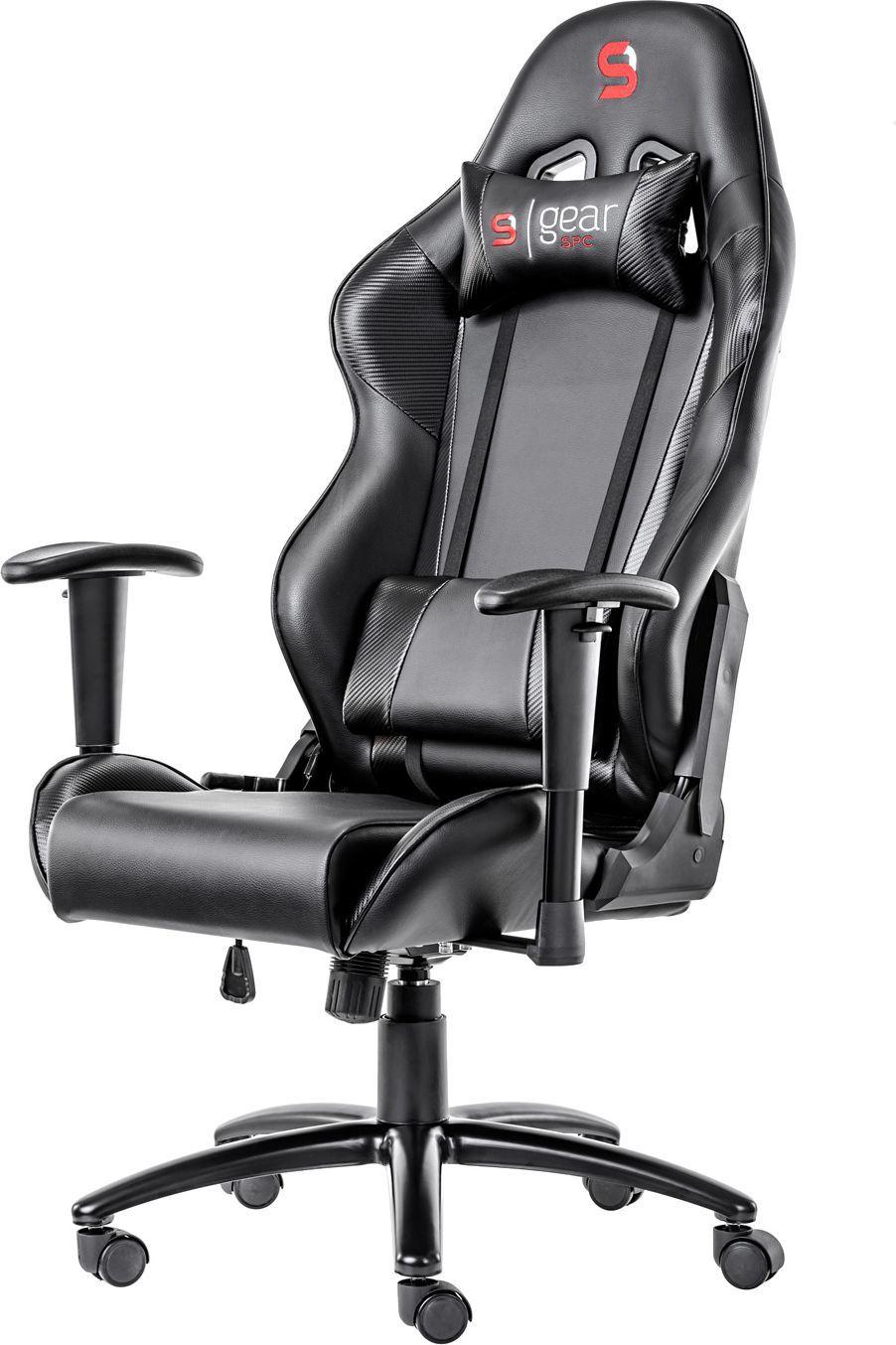 Fotel SPC Gear SR300 Black (SR300BK) 1