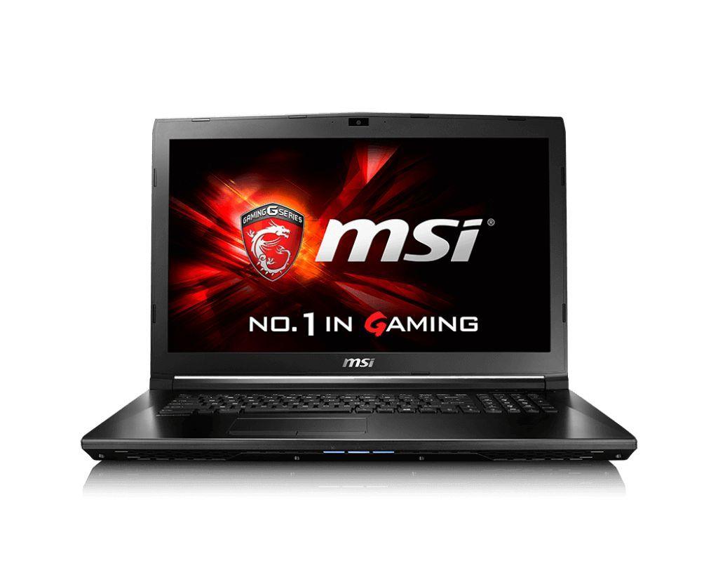 Laptop MSI Laptop MSI GL72 (GL72 6QE-1020XPL) 1
